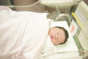 赤ちゃん(出産)