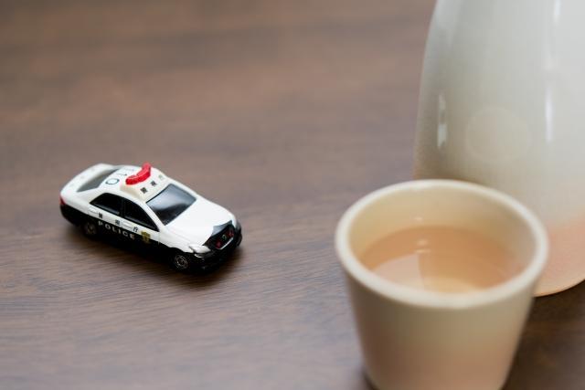 飲酒運転と同乗者の罪